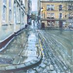 Ben Hughes, Abbey Green (Study)