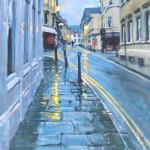 Ben Hughes, Upper Borough Walls (study)