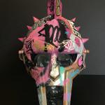 Vandal Helmet (pink)
