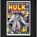 The Incredible Hulk #1 - The Strangest Man of All Time! (paper)