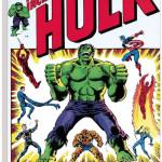 The Incredible Hulk #152 - Who Will Judge The Hulk? (canvas)