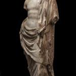 Roman statue of Asclepius, c.100-150 AD