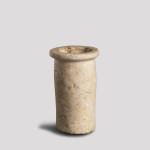 Egyptian cosmetic jar, Middle Kingdom, 11th-12th Dynasty, c.2055-1795 BC
