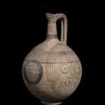 Cypriot oinochoe, Cypro-Geometric, c.800 BC