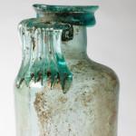 Roman jug with wheel cut lines, Syria, 1st century AD