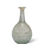 Roman bottle with spiral trailing, 1st-2nd century AD