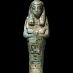 Egyptian shabti for Huy, New Kingdom, 19th Dynasty, 1292-1190 BC