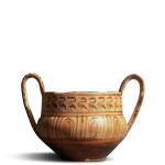 Greek kantharos, Late Geometric Period, 8th-7th century BC
