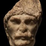 Roman head of a bearded man, likely Odysseus, 1st century BC- 1st century AD