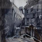 Rob Pointon ROI, Steps to Oxford Road Station
