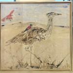 Christine Seifert, Bird-Ride (Hungerford Gallery)