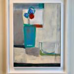 Shirin Tabeshfar Houston, Time Goes By (London Gallery)