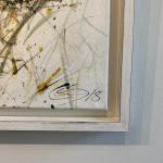 Christine Seifert, Zebras II (London Gallery)