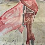 Christine Seifert, Maasai Wind (Hungerford Gallery)