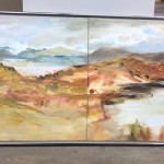 Margaret Devitt, Glenborrodale and Loch Sunart (Hungerford Gallery)