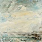 Louise Balaam, Norfolk Sky, Salt Air (London Gallery)