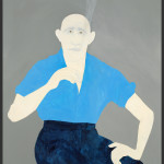 Kate Boxer, Jean Genet (Hungerford Gallery)