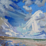Harlyn Beach No.3 (Hungerford Gallery)