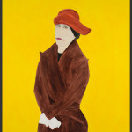 Kate Boxer, Lilya Brik (Hungerford Gallery)