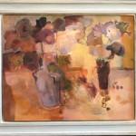 Margaret Devitt, Flowers in Autumn (Hungerford Gallery)