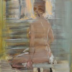 Girl against the Light (London Gallery)