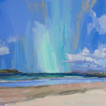 Daymer Morning (Hungerford Gallery)