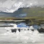 Rannoch Moor Loch I (Hungerford Gallery)