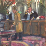 Lucy Dickens, Front Desk at The Ritz (London Gallery)