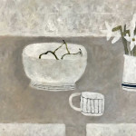 Sarah Bowman, Paper Whites (Hungerford Gallery)