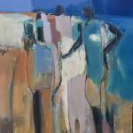 Dafila Scott, Figures in Africa (London Gallery)