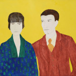 Kate Boxer, Katherine Mansfield and John Middleton Murry (London Gallery)