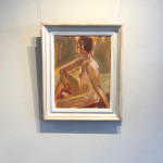 Nude Sitting (London Gallery)