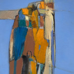 Dafila Scott, On the Road (Hungerford Gallery)