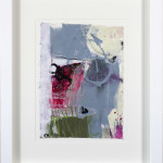 Felice Hodges, Red, Grey and Magenta (London Gallery)