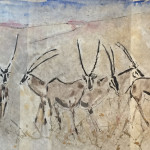 Christine Seifert, Oryx (Hungerford Gallery)