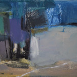 Dafila Scott, At the Beginning of the Wood (Hungerford Gallery)