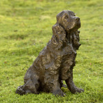 Rosemary Cook, Polly - Cocker Spaniel, Life-size