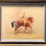 Antoine de La Boulaye, Orientialist Horseman III