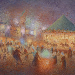 FÊTE BRETONNE DE NUIT (NIGHT FAIR, BRITTANY)