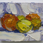 Colin Halliday, Oranges & Lemons, 2014-15