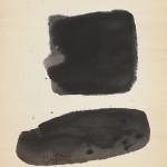 Yang Jiechang 杨诘苍, Sketches for Les Magiciens de la Terre 大地魔术师画稿, 1989