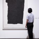 Yang Jiechang 杨诘苍, Monochrome Vertical 黑白竖, 1989-1990