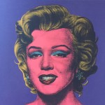 Ron English, Super Pink Marilyn , 2006