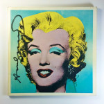 Andy Warhol, Tate Gallery 1971 - Marilyn., 1971