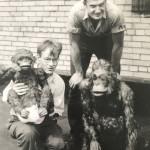 Unique photo 1948. never before published.