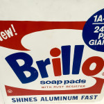Brillo Soap Pads Box 1968 - Stockholm Type