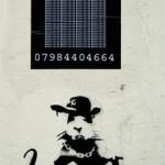 """Banksy - Call Me."