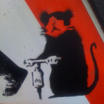 """Driller rat"" (not for sale)"