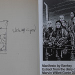 Holocaust Drawing (Lipstick Jews)