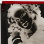 "Original acetate for ""Ladies & gentlemen"".Portrait of Easha Mccleary."